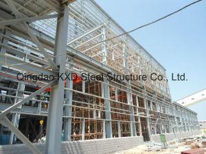 Gruppo di lavoro prefabbricato della struttura d'acciaio del blocco per grafici del metallo