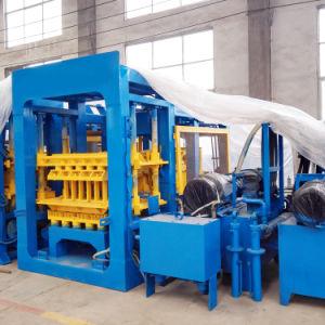 máquina para fazer blocos8-15 Hydrauic Qt na Zâmbia