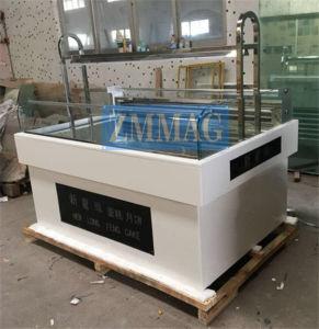 Affichage du cabinet d'affichage moderne en bois (ZMCB-1-18)