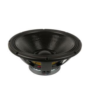 PRO AudioSysteem Spreker Subwoofer van de Spreker van de PA van 18 Duim de Professionele Audio