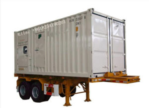 Populaire Vernieuwbare Energie wereldwijd de Generator van het Biogas van 50 KW