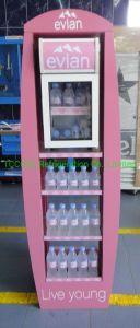 Contador de Mini Bebê Top Fashion uma prateleira do refrigerador de sistema de arrefecimento do compressor