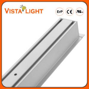 100-277V de la luz de extrusión de aluminio Barlinear Las lámparas LED para hoteles