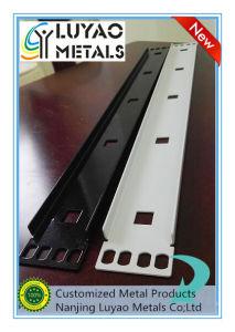 Carimbo de metal e parte de dobragem