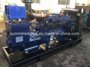 200kw Weichai ng/Generador de GAS GAS