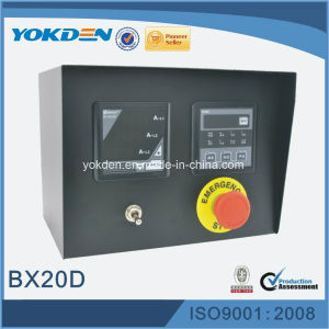 Bx20D Caja de control de grupo electrógeno diesel