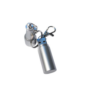 個人化された軍隊のファン金属の弾丸のシェルUSBは64GBを運転する