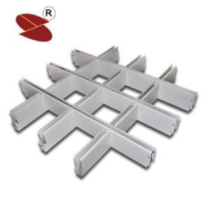 Soffitti di alluminio avanzati di griglia del materiale da costruzione dal fornitore della Cina