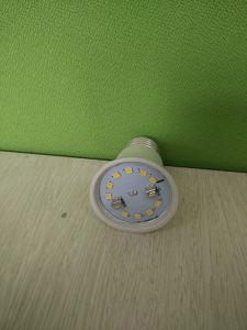 Marcação RoHS 3W 6500k lâmpada LED com boa qualidade