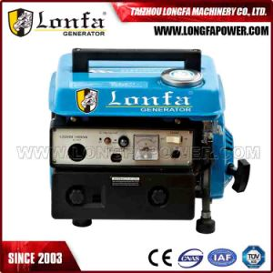 Номинальная мощность 650 Вт YAMAHA тип небольшой бензиновый генератор