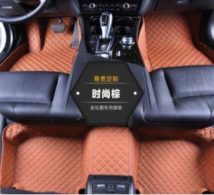5D XPE 벤즈 Gla250 2015년을%s 가죽 차 매트