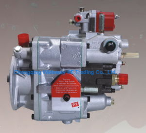 Cummins N855 시리즈 디젤 엔진을%s 진짜 고유 OEM PT 연료 펌프 3419462