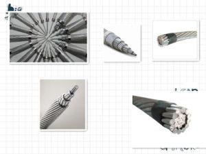 Sobrecarga de alumínio liga condutores nus Engraxado Alumínio CAL CAA