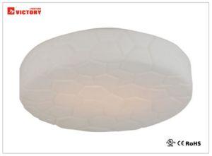 円形のガラス物質的な高品質屋内LEDの天井灯ランプ