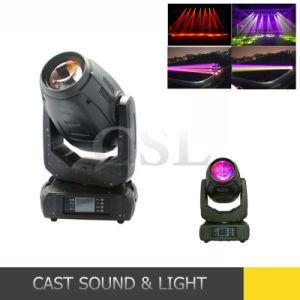 Cabezal movible Sharpy Spot 280W Etapa lavar manchas de luz LED