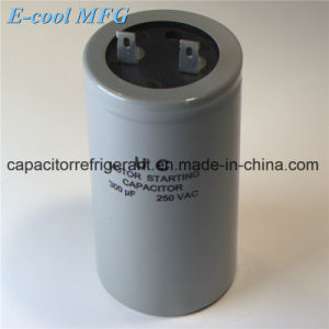 CD60 AC de Beginnende Condensator van de Motor met Goede Kwaliteit