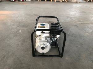 Portable Self-Priming motor de gasolina bomba de agua para limpiar el agua
