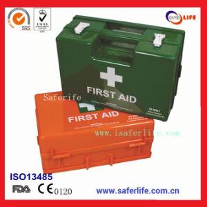 사무실 벽 마운트 응급조치 상자 아BS 강한 플라스틱 의학 상자 저장 구급 상자