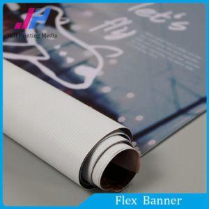 Flex Banner muestra gratuita para el exterior