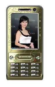 Telefone celular GSM Quadband (JC618S)