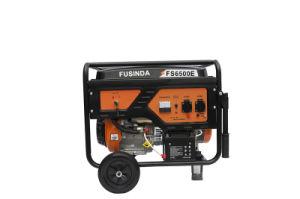 generatore portatile della benzina di fase di CA Sinlge di 2kw ~6kw