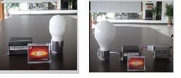 lampada di induzione di 20W-200W Uding (UD-20AC&200AC/UD-20DC&160DC)