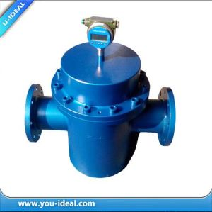 Двухроторный расходомер масла области спирального ротора расходомера