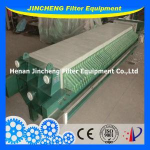 Câmara Automática Prensa-filtro de elevada qualidade (XMZ100/1000-30U)