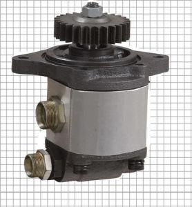 La pompe à huile hydraulique à engrenages (CBQ-E18/14.5)