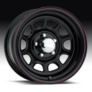 4x4 off road de la rueda de acero (HZUN4X40001)