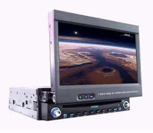 "Car DVD/FT with 7"" TFT"
