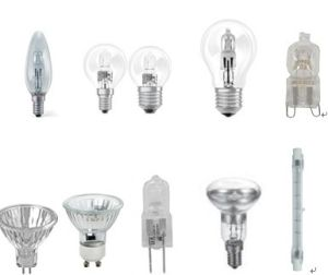 Retter-Halogen-Lampe (A55/A60 C35 G45)