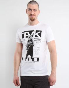 Deryの純粋な綿のデジタル印刷のTシャツデザインまたはデザイン昇進のスポーツのTシャツ