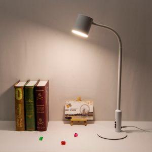 Schemerlamp voor de LEIDENE van het Bureau van de Studie Lamp van het Bureau met het Laden USB Haven