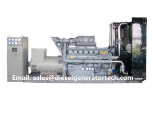 400kw/500kVA gerador diesel Perkins gerador de espera