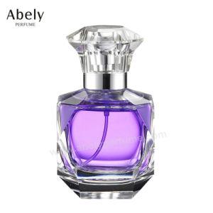 Polierqualitäts-Glasduftstoff-Flasche mit Entwerfer-Duftstoff