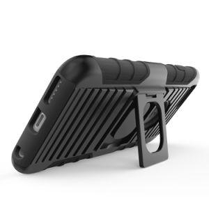 2017 iPhone6工場価格のための新しい着かれたTPUのパソコンの携帯電話の箱