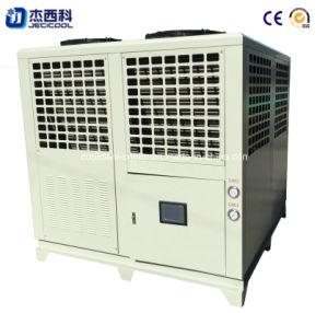 Refrigeratore della vite raffreddato aria semiermetica del compressore della vite