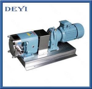 衛生ステンレス鋼の電気衛生学の頻度タイプ回転子ポンプ