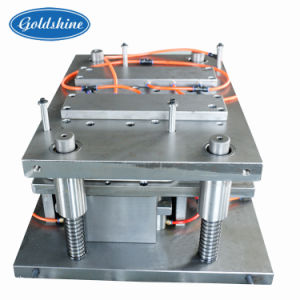 Molde Contenedor de papel de aluminio para barbacoa