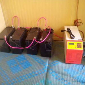 5000W uitrusting van het Systeem van de ZonneMacht van het Net voor het Gebruik van het Huis