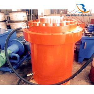 カスタマイズされた水圧シリンダ100トン容量