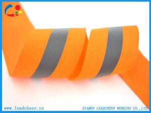 poliestere largo di 5*1.5cm che avverte il nastro riflettente della tessitura per Workwear