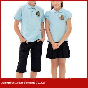 광저우 공장 도매 좋은 품질 교복은 입는다 스포츠 (U26)를 위한 제작자를