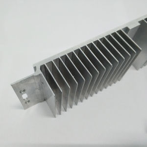 Custom Disipador de calor de Calle luz LED con la opción de tratamiento de superficie