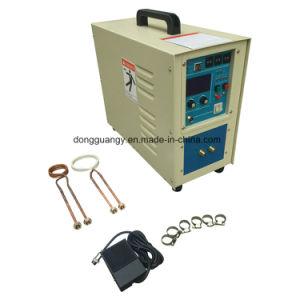ばねのナットのための中国の製造15kwの電気誘導電気加熱炉