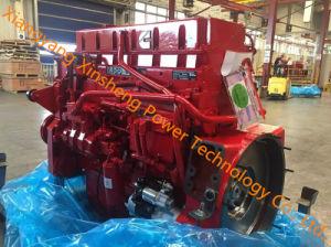 Motore diesel ISM11 di Cumins in azione sulla vendita per la vettura del veicolo del bus del camion della costruzione