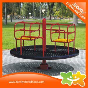 Los asientos dobles Turntable Venta de equipo de entretenimiento al aire libre