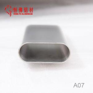 Profilo di alluminio personalizzato dell'espulsione del portello e della finestra del materiale da costruzione della fabbrica
