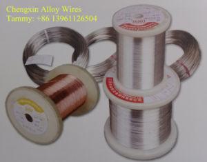 Alambre inferior de cobre de la aleación de la calefacción de resistencia